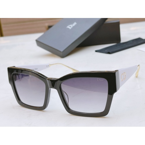 Christian Dior AAA Quality Sunglasses #862523