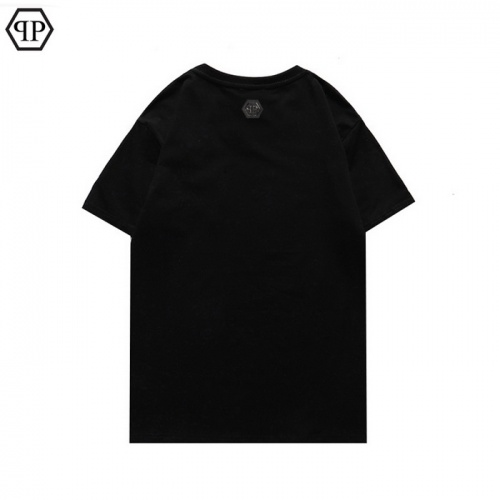 Replica Philipp Plein PP T-Shirts Short Sleeved For Men #862536 $29.00 USD for Wholesale