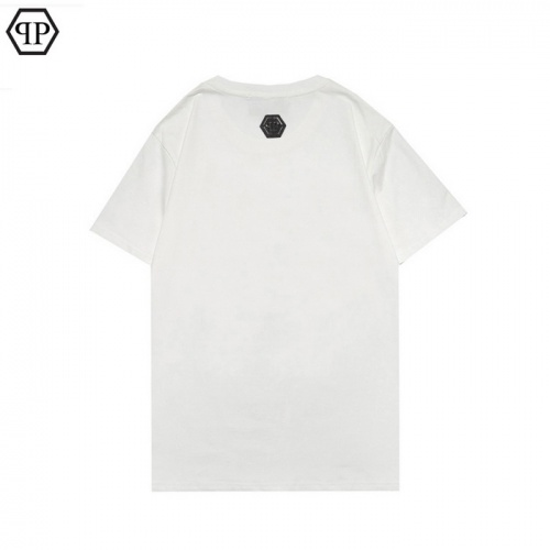 Replica Philipp Plein PP T-Shirts Short Sleeved For Men #862537 $29.00 USD for Wholesale