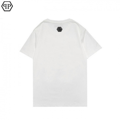 Replica Philipp Plein PP T-Shirts Short Sleeved For Men #862538 $29.00 USD for Wholesale