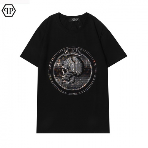 Philipp Plein PP T-Shirts Short Sleeved For Men #862539