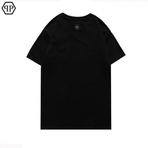 Replica Philipp Plein PP T-Shirts Short Sleeved For Men #862539 $29.00 USD for Wholesale