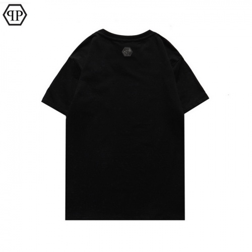 Replica Philipp Plein PP T-Shirts Short Sleeved For Men #862547 $27.00 USD for Wholesale