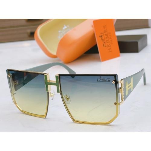 Hermes AAA Quality Sunglasses #862577