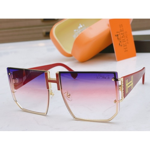 Hermes AAA Quality Sunglasses #862578