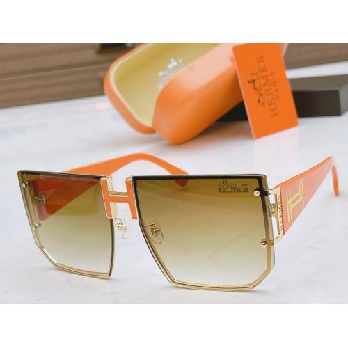 Hermes AAA Quality Sunglasses #862579
