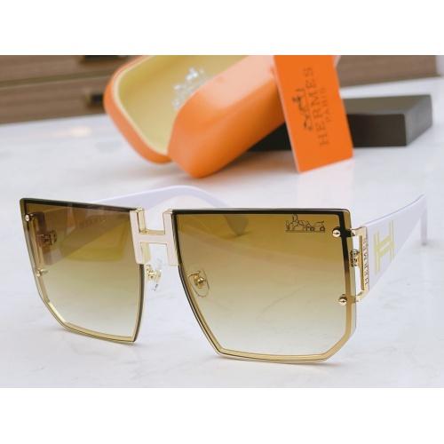 Hermes AAA Quality Sunglasses #862581