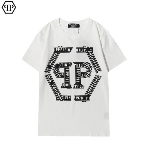 Philipp Plein PP T-Shirts Short Sleeved For Men #862583 $25.00 USD, Wholesale Replica Philipp Plein PP T-Shirts