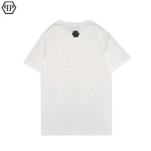 Replica Philipp Plein PP T-Shirts Short Sleeved For Men #862585 $29.00 USD for Wholesale