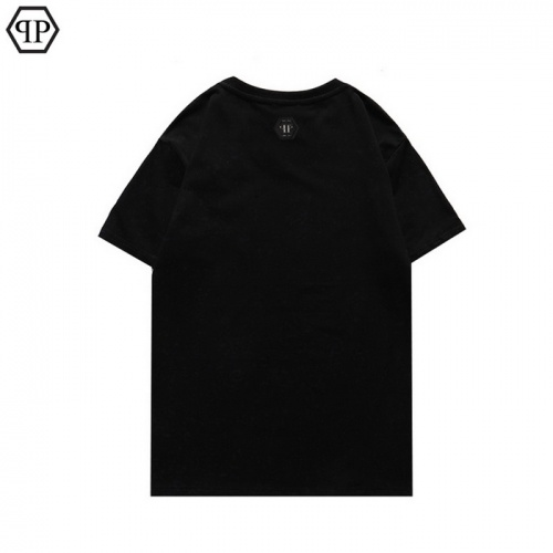 Replica Philipp Plein PP T-Shirts Short Sleeved For Men #862587 $25.00 USD for Wholesale