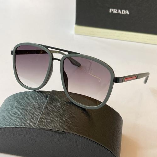 Prada AAA Quality Sunglasses #862591