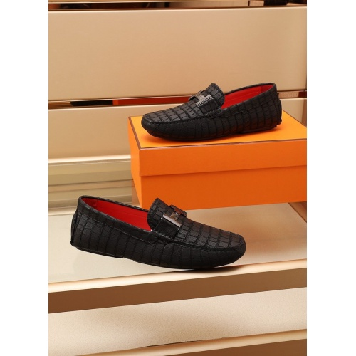 Hermes Leather Shoes For Men #862653