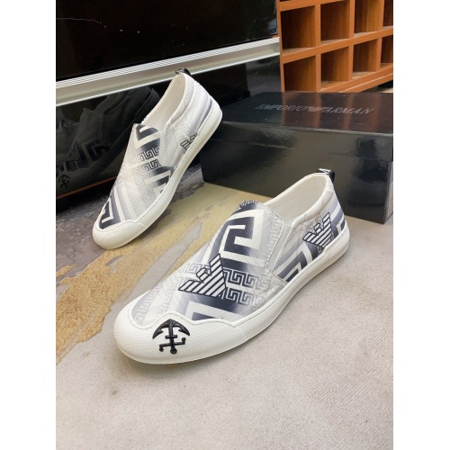 Armani Casual Shoes For Men #862663