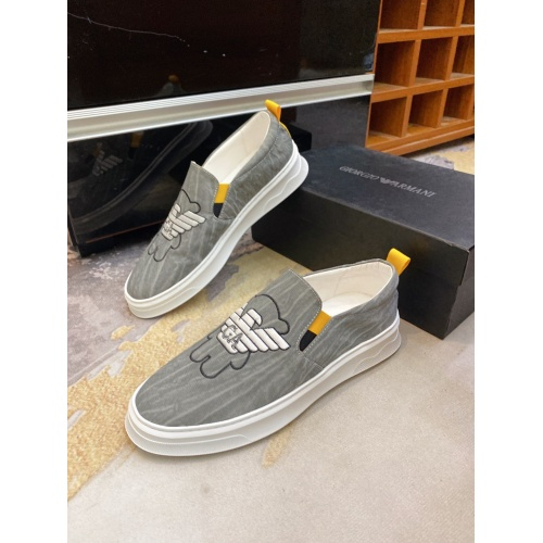 Armani Casual Shoes For Men #862665