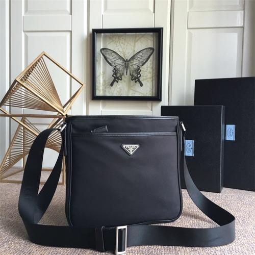 Prada AAA Man Messenger Bags #862713