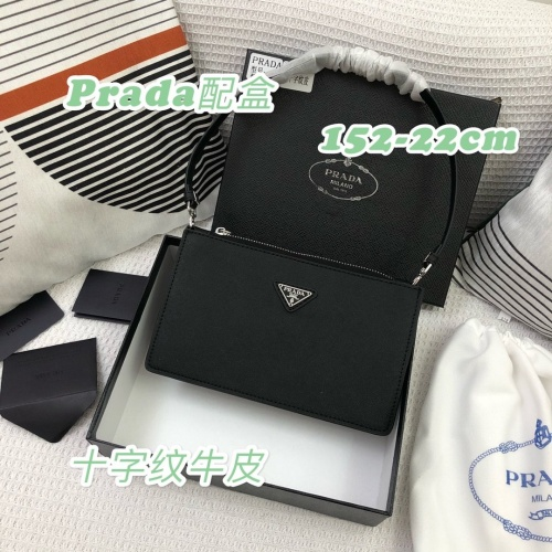 Prada AAA Quality Messeger Bags For Women #862914 $72.00 USD, Wholesale Replica Prada AAA Quality Messeger Bags
