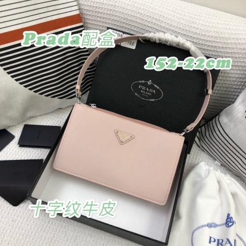 Prada AAA Quality Messeger Bags For Women #862915 $72.00 USD, Wholesale Replica Prada AAA Quality Messeger Bags