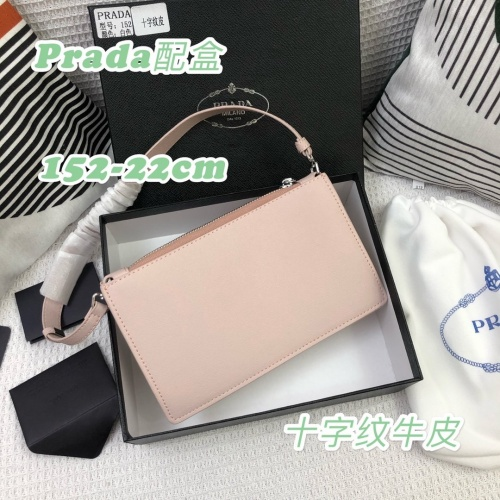 Replica Prada AAA Quality Messeger Bags For Women #862915 $72.00 USD for Wholesale