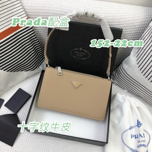 Prada AAA Quality Messeger Bags For Women #862916