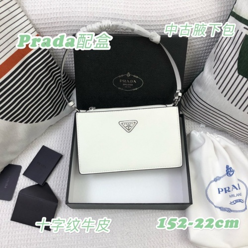 Prada AAA Quality Messeger Bags For Women #862917 $72.00 USD, Wholesale Replica Prada AAA Quality Messeger Bags