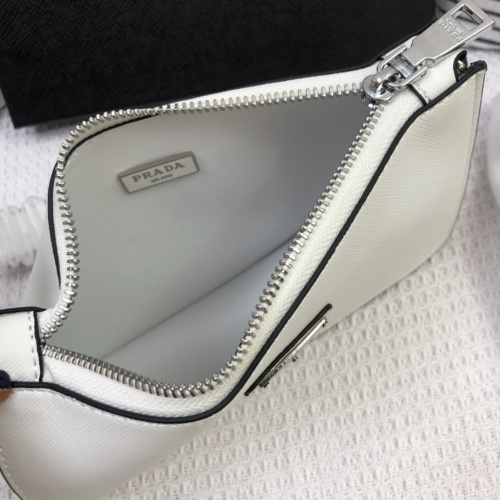 Replica Prada AAA Quality Messeger Bags For Women #862917 $72.00 USD for Wholesale
