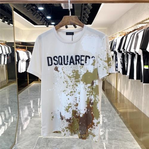 Dsquared T-Shirts Short Sleeved For Men #862925