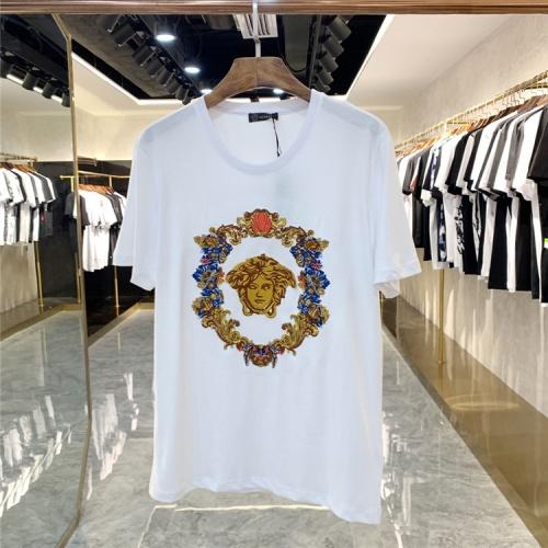 Versace T-Shirts Short Sleeved For Men #862927