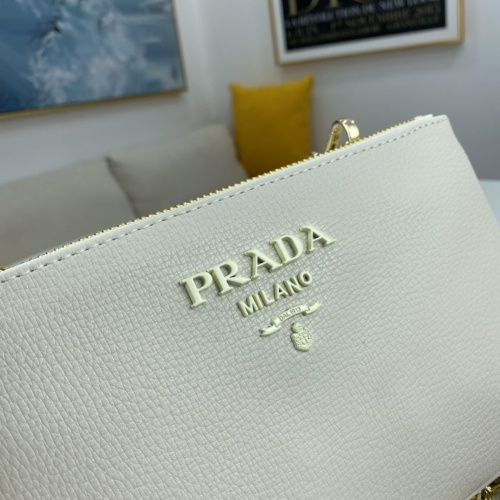 Replica Prada AAA Quality Messeger Bags For Women #862949 $88.00 USD for Wholesale