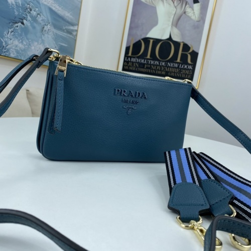 Prada AAA Quality Messeger Bags For Women #862950 $88.00 USD, Wholesale Replica Prada AAA Quality Messeger Bags