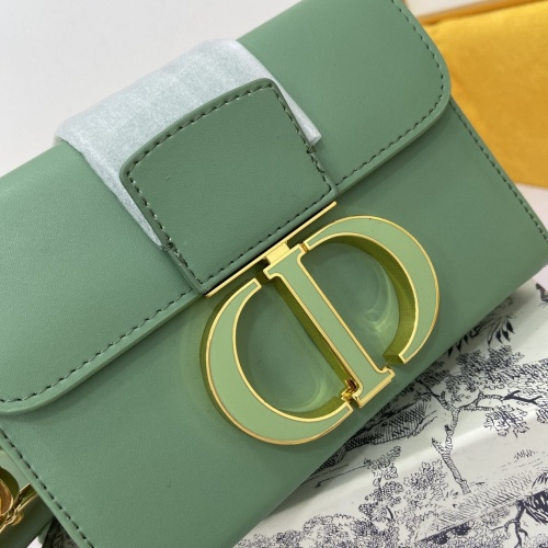 Replica Christian Dior AAA Quality Messenger Bags For Women #862962 $100.00 USD for Wholesale