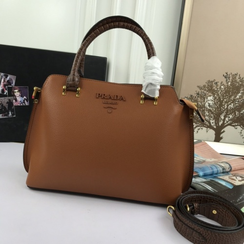 Prada AAA Quality Handbags For Women #862965