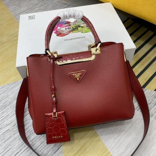 Prada AAA Quality Handbags For Women #862975