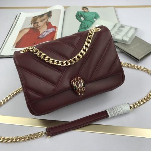 Bvlgari AAA Messenger Bags For Women #863005