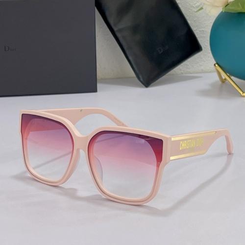Christian Dior AAA Quality Sunglasses #863015