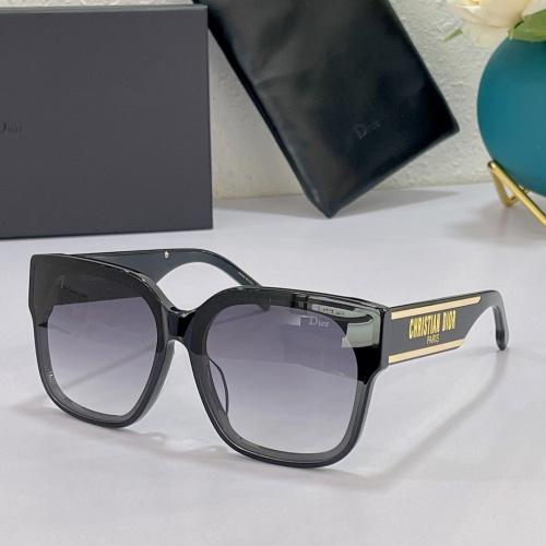 Christian Dior AAA Quality Sunglasses #863017