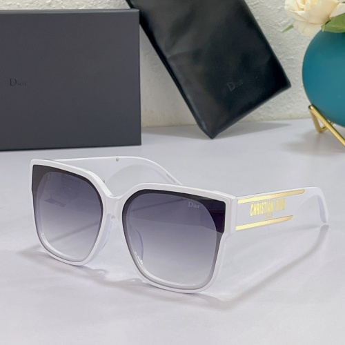 Christian Dior AAA Quality Sunglasses #863018
