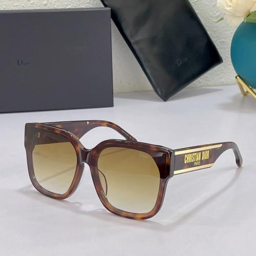 Christian Dior AAA Quality Sunglasses #863019
