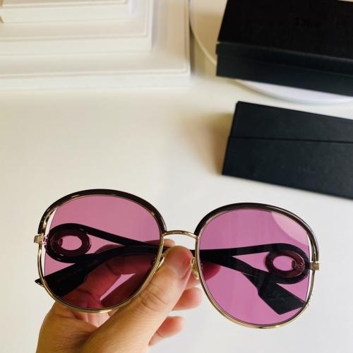 Christian Dior AAA Quality Sunglasses #863153