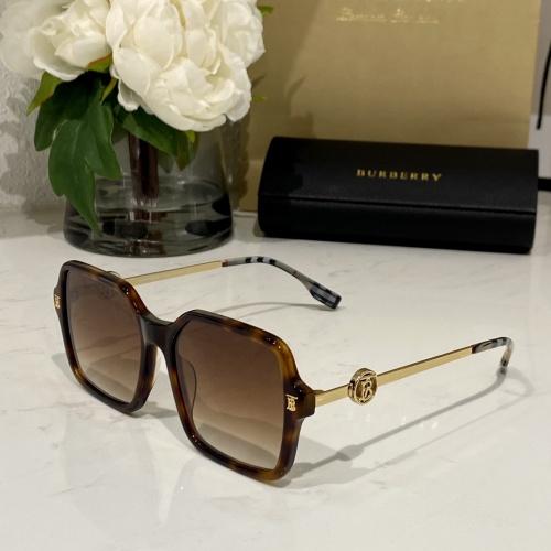 Burberry AAA Quality Sunglasses #863163