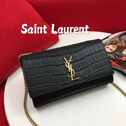 Yves Saint Laurent YSL AAA Messenger Bags For Women #863177