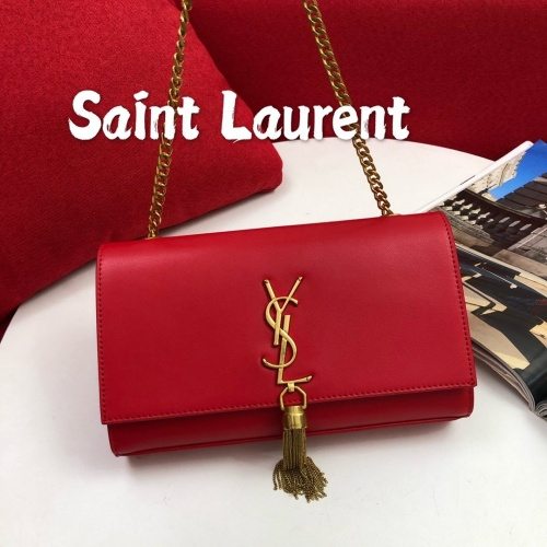 Yves Saint Laurent YSL AAA Messenger Bags For Women #863186