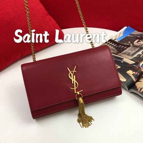 Yves Saint Laurent YSL AAA Messenger Bags For Women #863187
