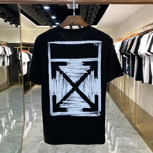 Off-White T-Shirts Short Sleeved For Men #863222