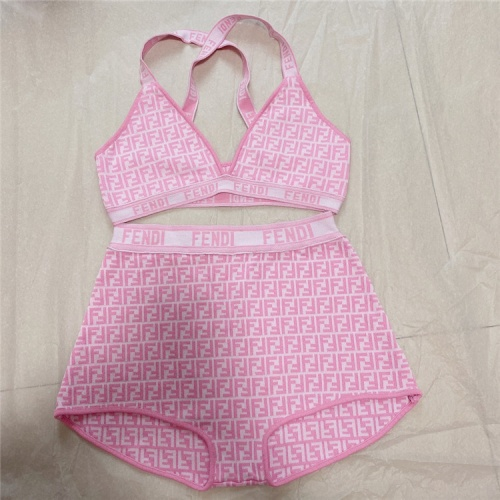 Fendi Bathing Suits Sleeveless For Women #863241