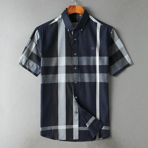 Burberry Shirts Short Sleeved For Men #863252