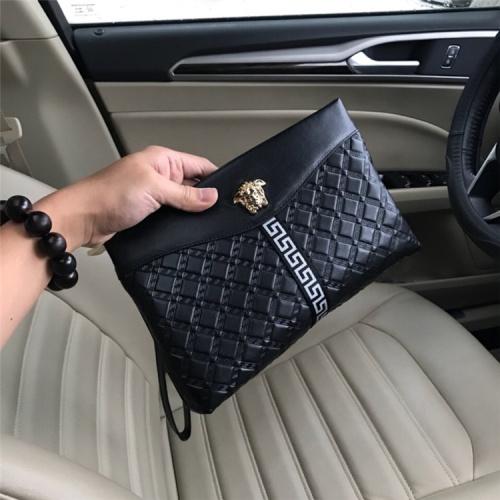 Versace AAA Man Wallets #863284