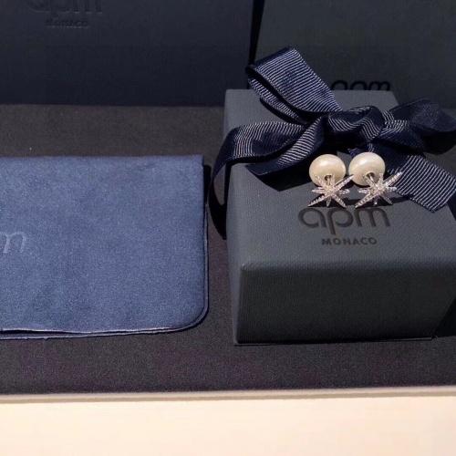 apm Monaco Earrings #863372