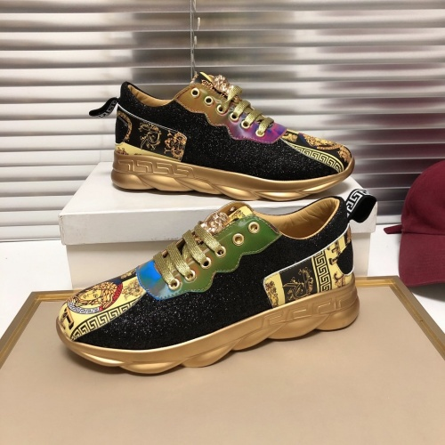 Versace Casual Shoes For Men #863443