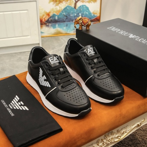 Armani Casual Shoes For Men #863482