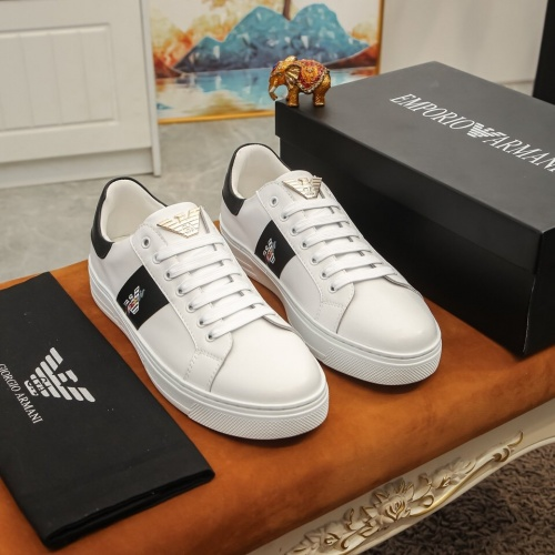 Armani Casual Shoes For Men #863483